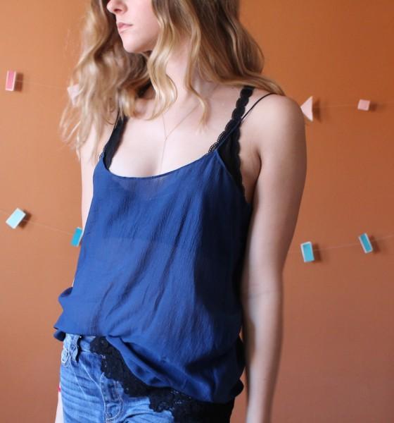 Delicate Things & Boyfriend Jeans