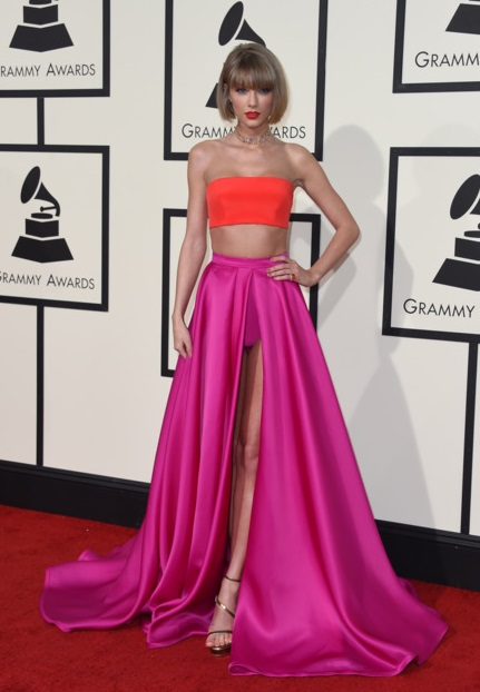 Taylor Swift Grammys Best Dressed