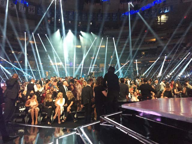 What It's Like To Attend The MTV VMAs