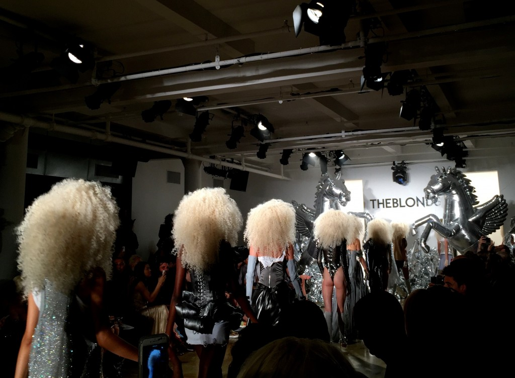 the blonds spring 17