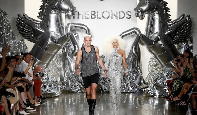 The Blonds Spring 17 Runway Show