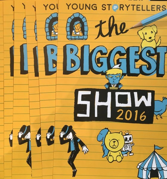 Young Storytellers Biggest Show 2016
