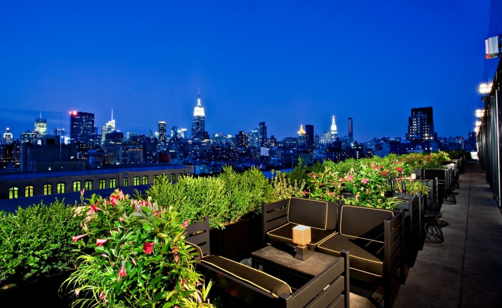 10 NYC Rooftop Bars